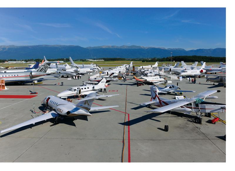 EBACE 2012 with JetOptions Private Jets