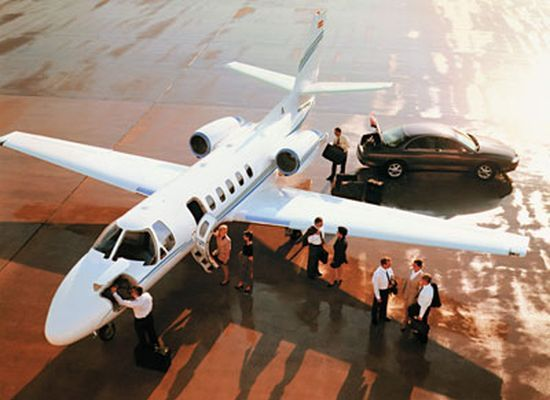 More reasons to charter a private jet from JetOptions