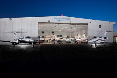 Hawker Beechcraft shuts down