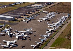 Super Bowl Sunday was great day for Business Aviation