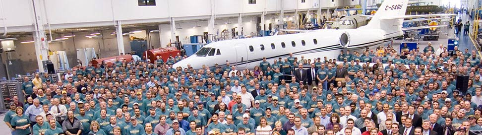 Cessna careers page
