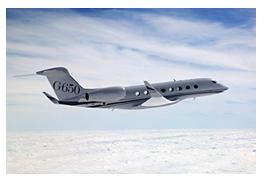 Gulfstream G650 is in the heavy jets category