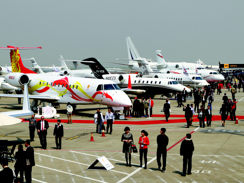 ABACE 2012 static display