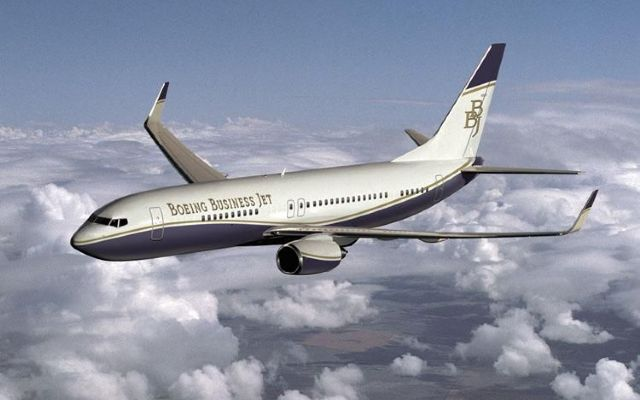 Boeing Business Jet - BBJ1