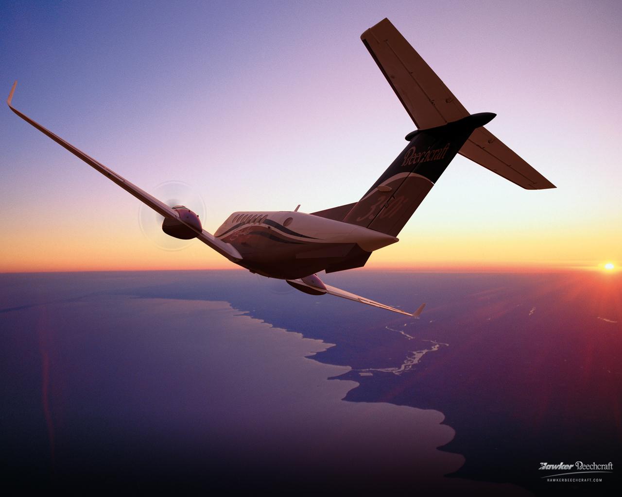 Beechcraft King Air Fleet Surpasses 60 Million Flight Hours