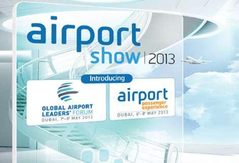 Dubai airport show 2013