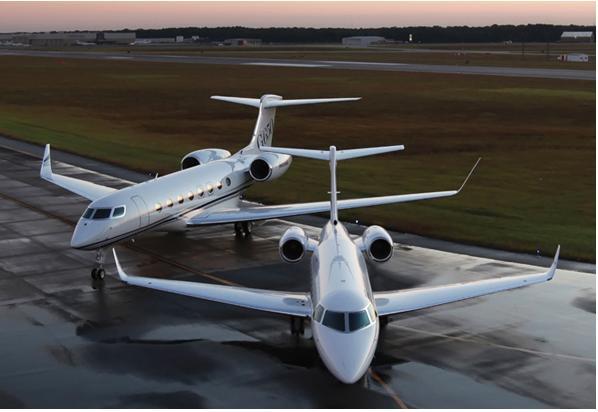 Gulfstream G280 and Gulfstream G650