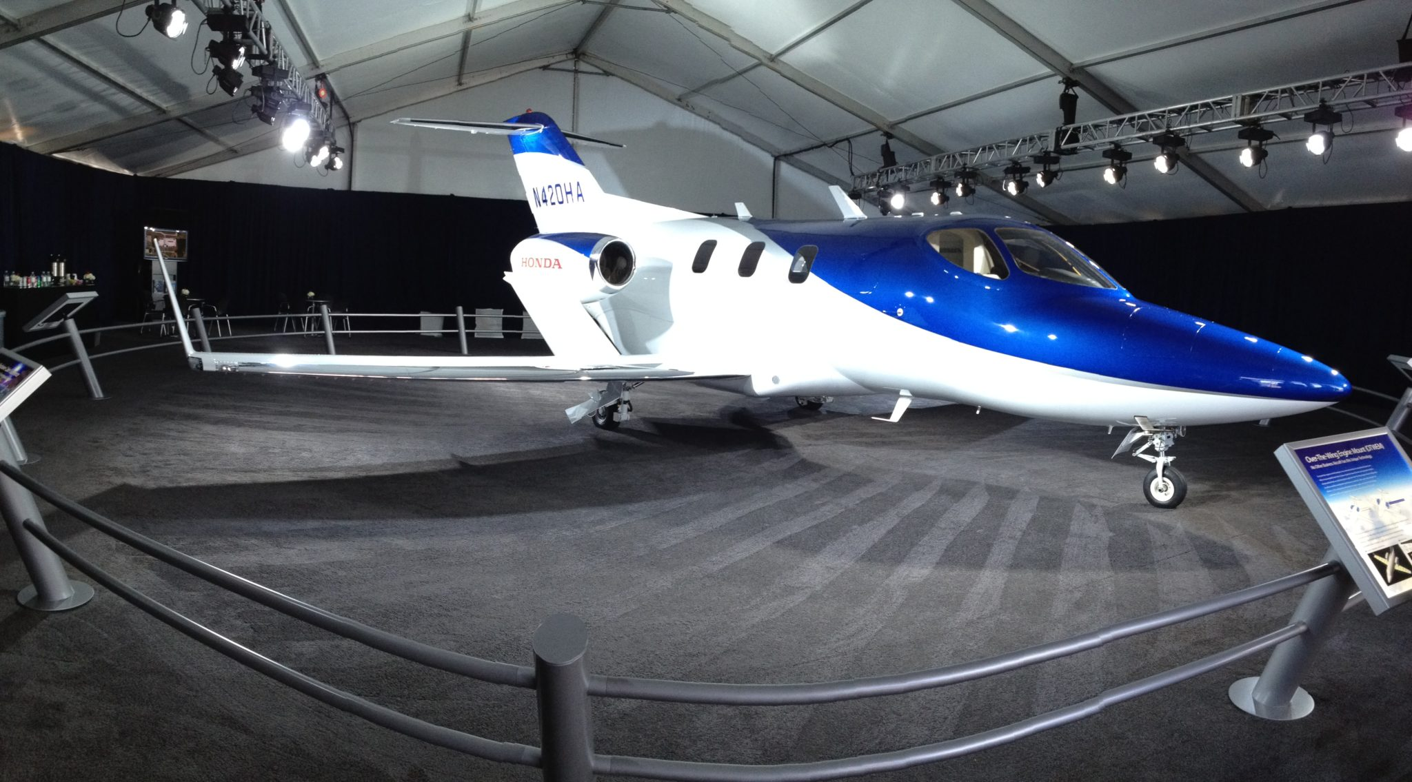 HondaJet Certification Pushed Out to Late 2014