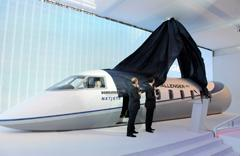 Challenger 350 unveiled at Ebace 2013