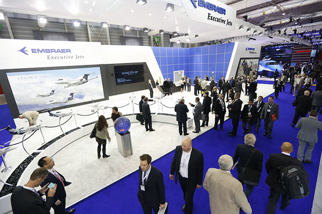 European Business Aviation Convention & Exhibition (EBACE) 2013 in Geneva a Success