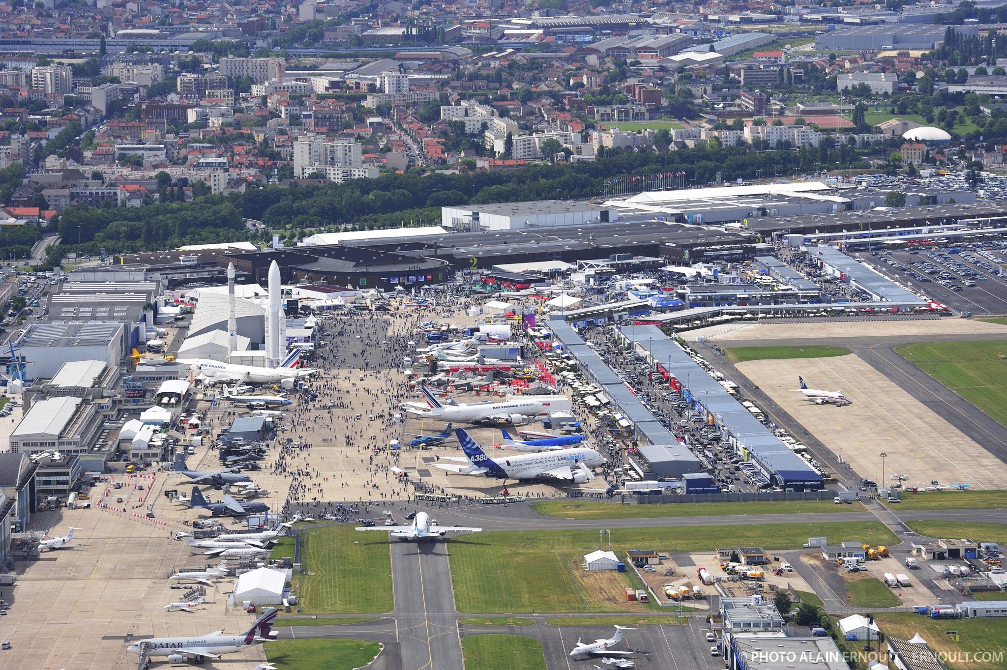 SALON DU BOURGET 2009 *** Local Caption *** THE PARIS AIRSHOW 2009
