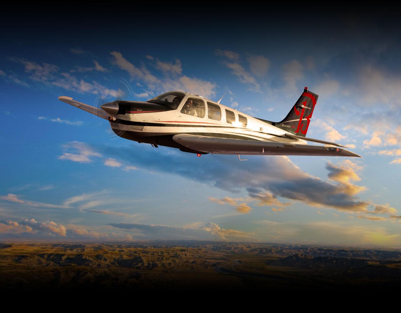 Beechcraft Delivers 4,000th Model 36 Bonanza