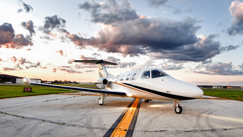 Eclipse Jet certified in South Africa