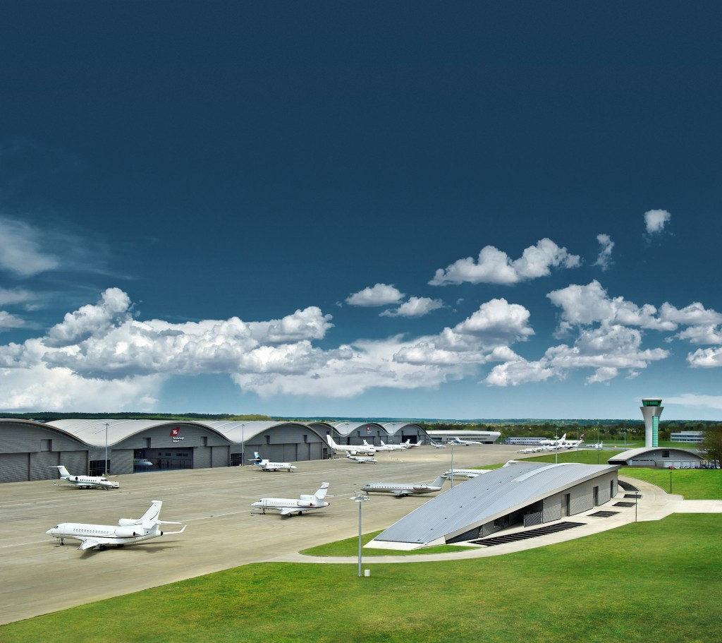 Upgrades in the Works for Farnborough Airshow Venue