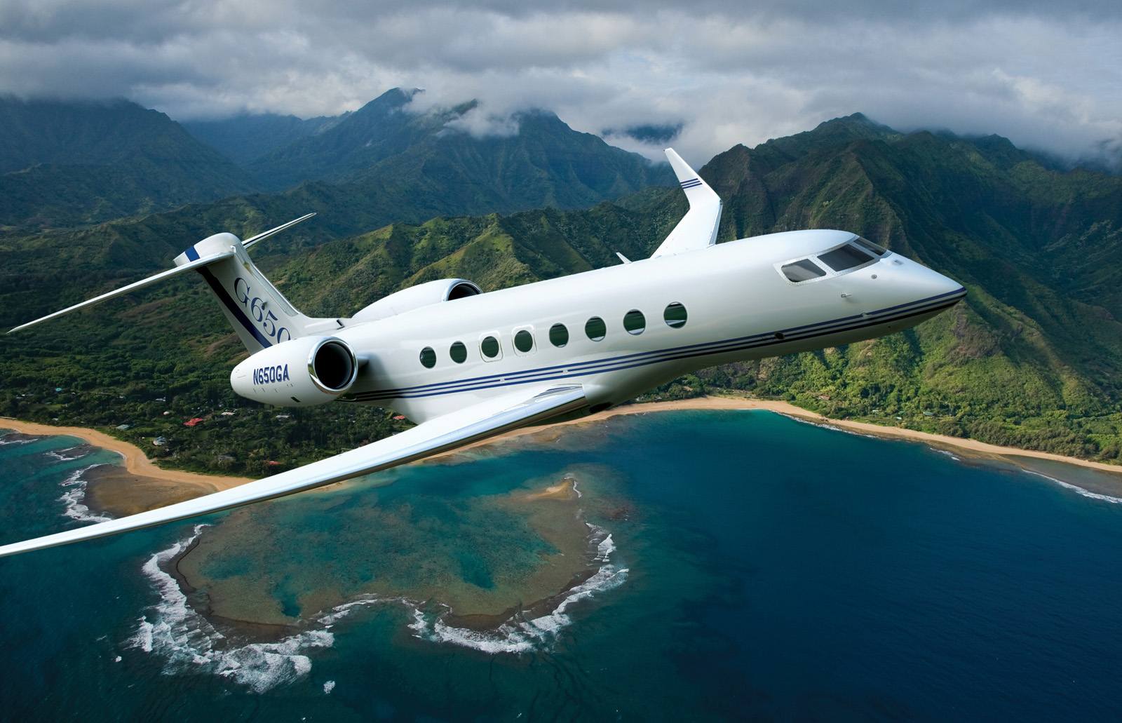 Gulfstream G650s Back on Track