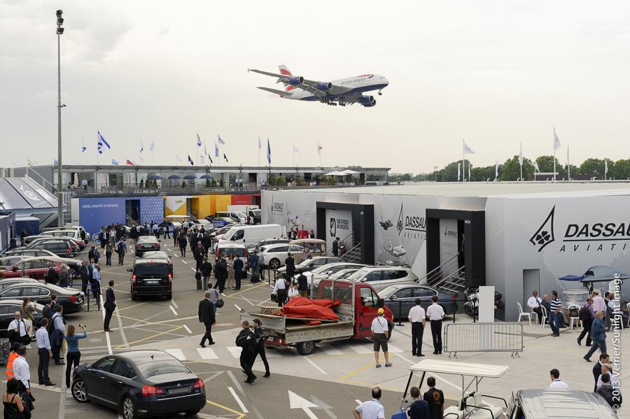 Paris AirShow 2013