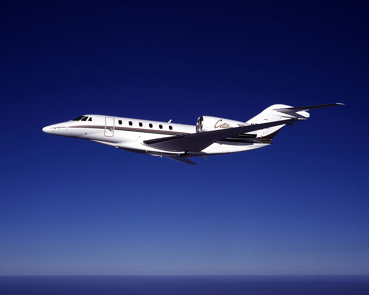 Cessna Citation X deliveries will not begin until early next year