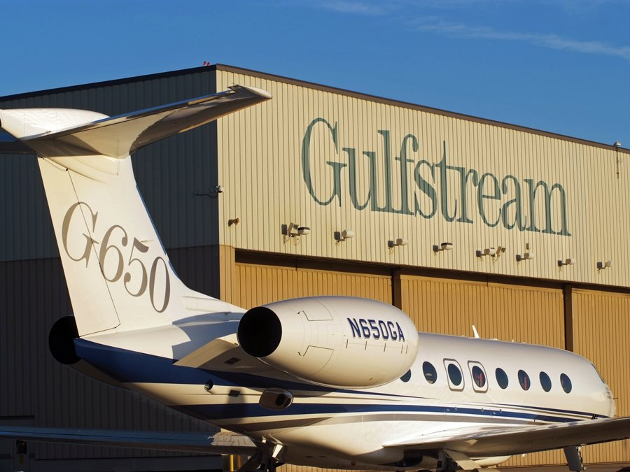 General Dynamics Profit Beats Estimates on Higher Gulfstream Jet Sales