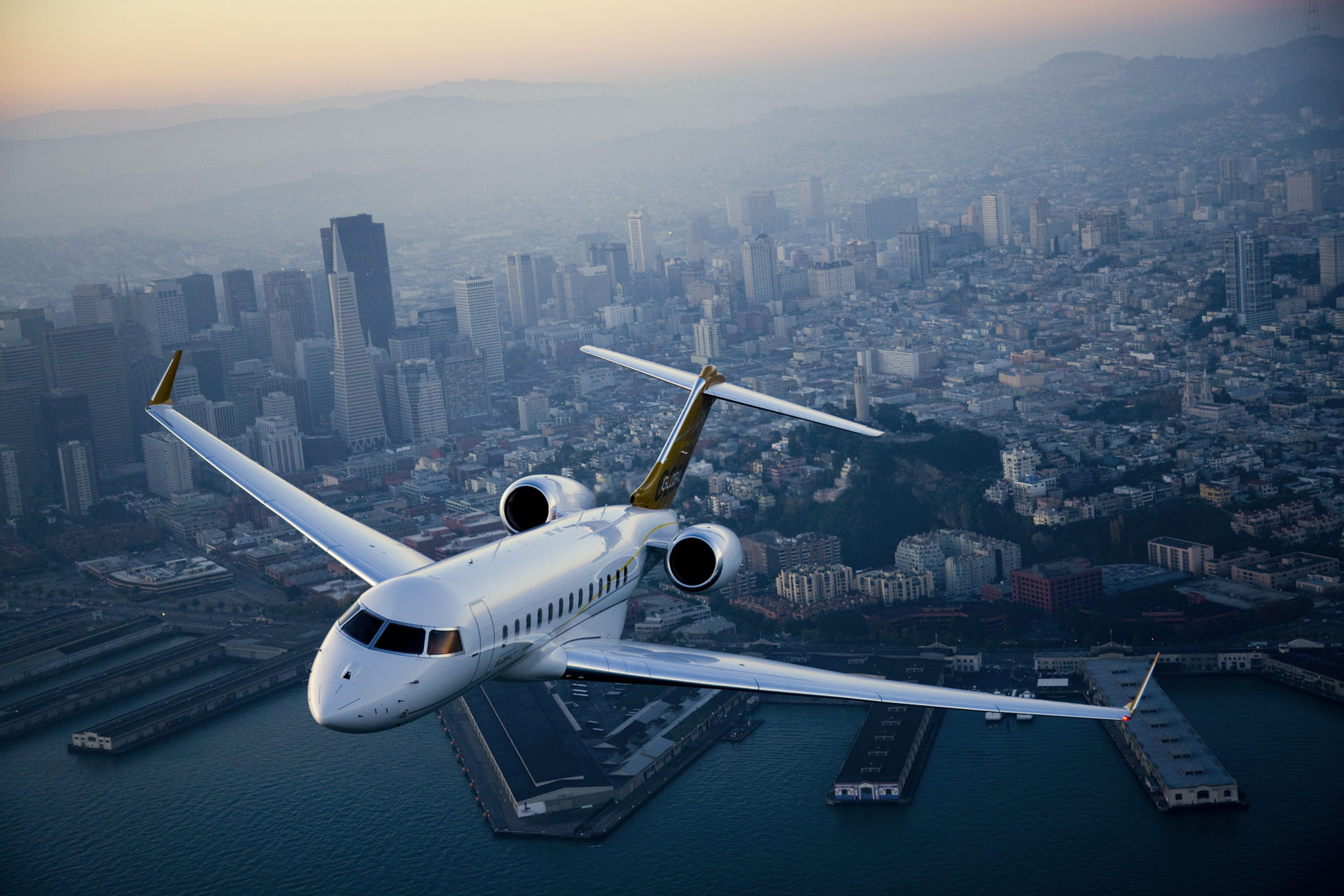 JSSI Enrolls First of Many Bombardier Global 5000 and Bombardier Global 6000