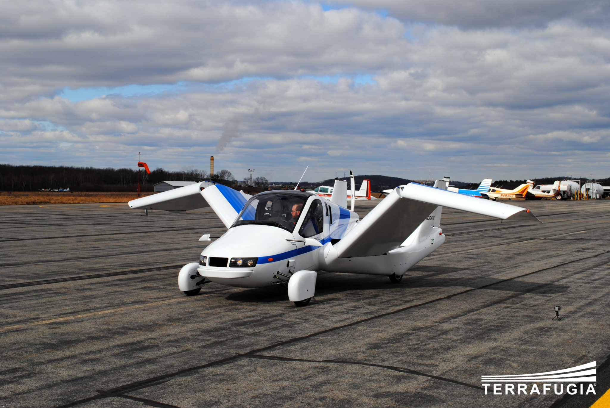 Terrafugia will be returning for its eighth year as exhibitors at EAA AirVenture