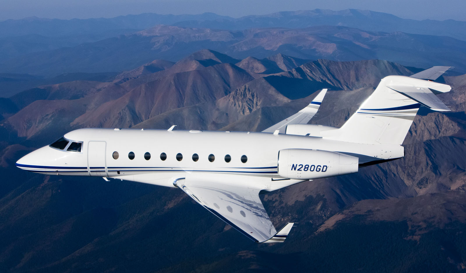 China and Canada Complete Certification of Gulfstream-G280