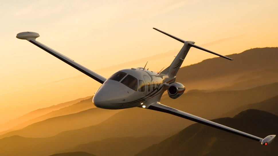 Eclipse Aerospace Announces Safety Enhancement Package for Eclipse Jets
