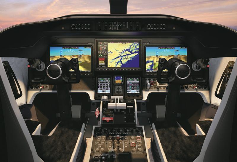 Garmin Launches G5000 Avionics Retrofit for Beechjets