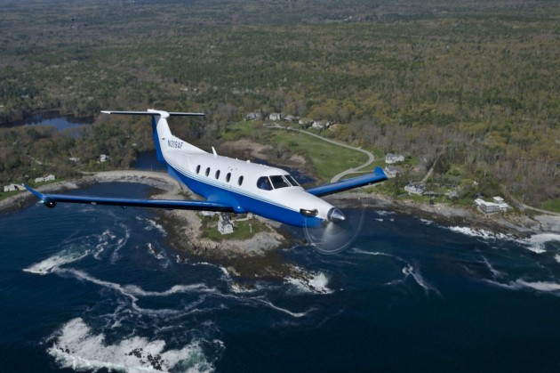 Pilatus Delivers Milestone 1,200th PC-12 to PlaneSense