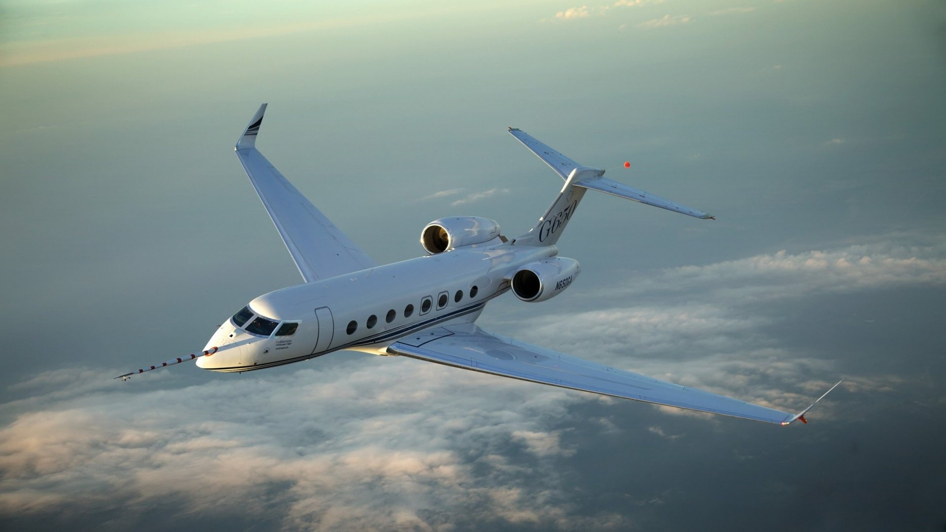 Gulfstream overtakes Bombardier in value of business aircraft shipped in