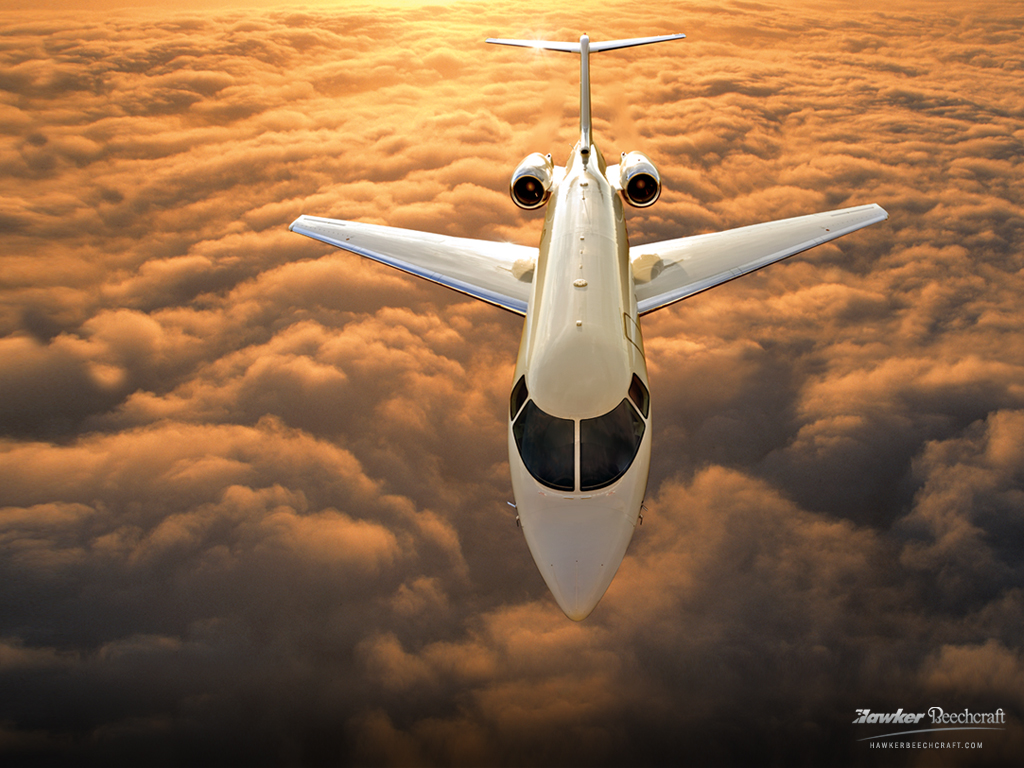 Beechcraft Nearing Sale of Hawker 4000 and Premier 1/1A Assets