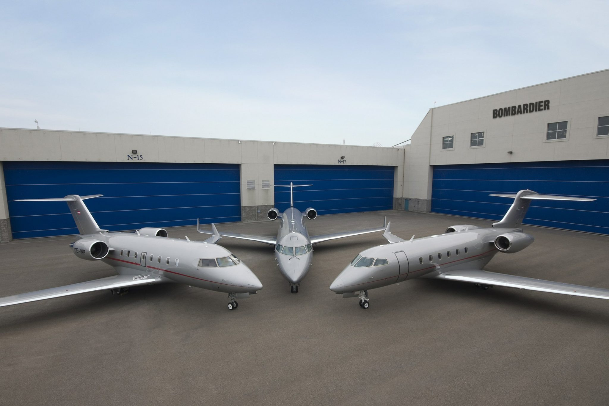 J.P.Morgan: Some Improvements Seen in Business Jet Market