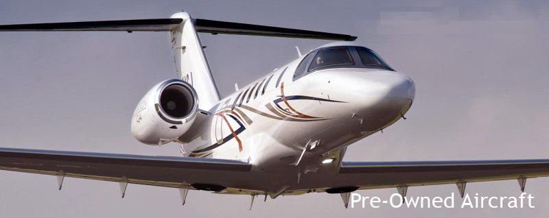 Pre-Owned Jet Sales Off To Slow Start in 2013