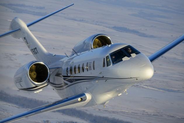 FAA Validates Cessna Citation X Speed as Fastest Civilian Aircraft