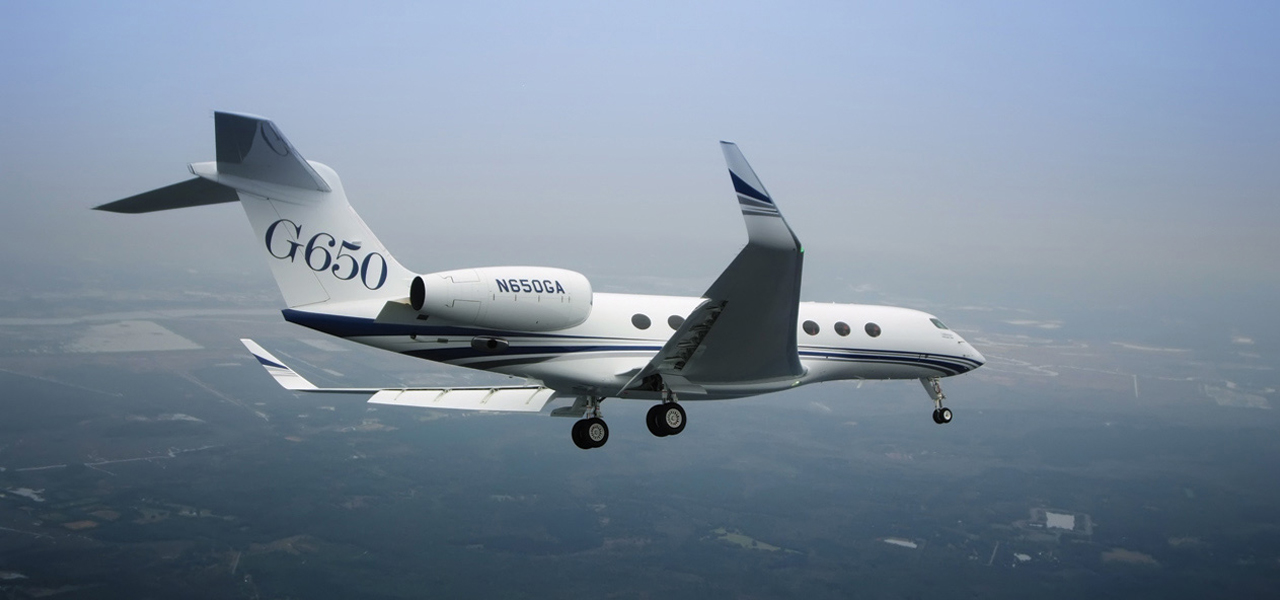 demand for the g650 is very strong