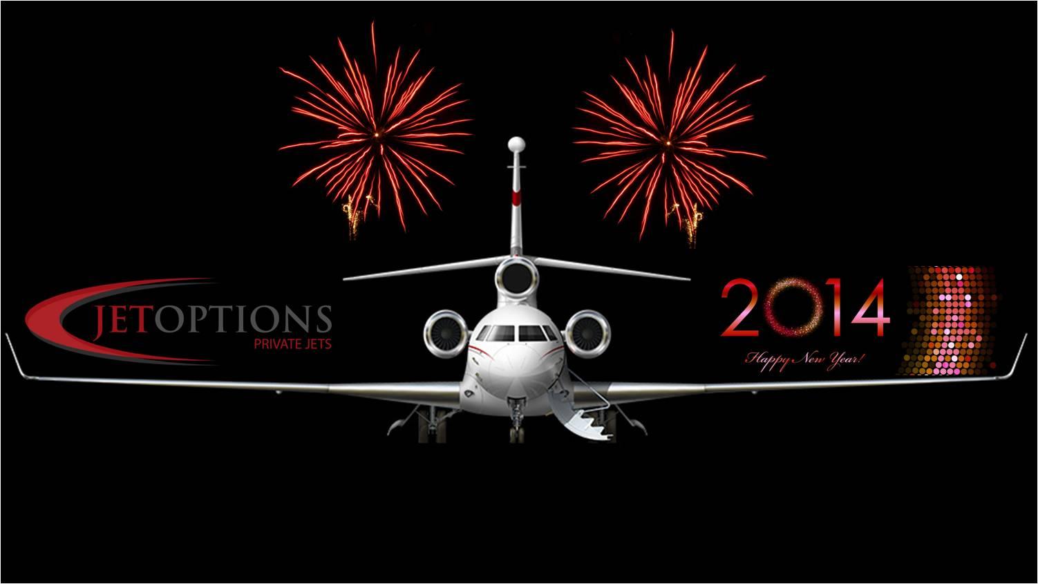 Happy New Year JetOptions 2014