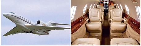 Charter a Citation X to Hawaii through JetOptions
