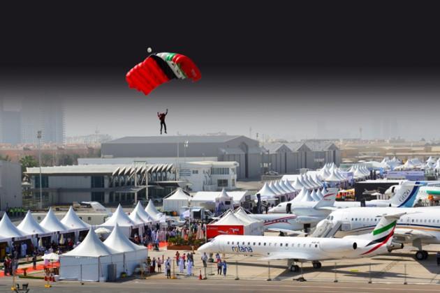 Abu Dhabi Air Expo opens at Al Bateen Executive Airport