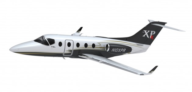 Beechcraft Ready to Deliver Upgraded Hawker 400XPRs