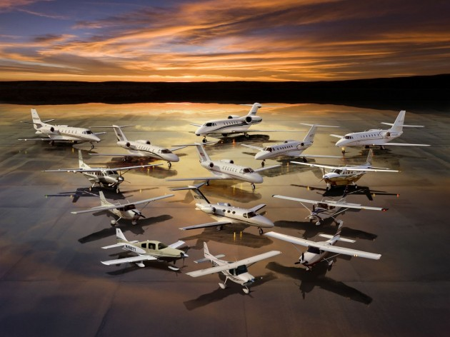 Beechcraft and Cessna will debut as Textron Aviation at EBACE 2014 in Geneva next month and will showcase nine aircraft on the static display