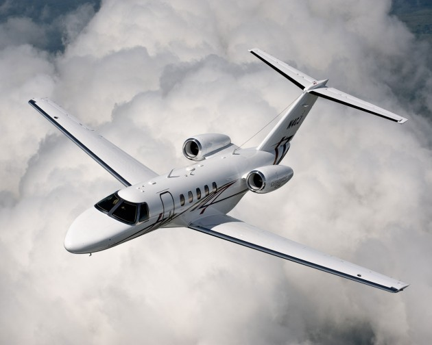 Cessna to deliver Citation CJ4 to japanese client