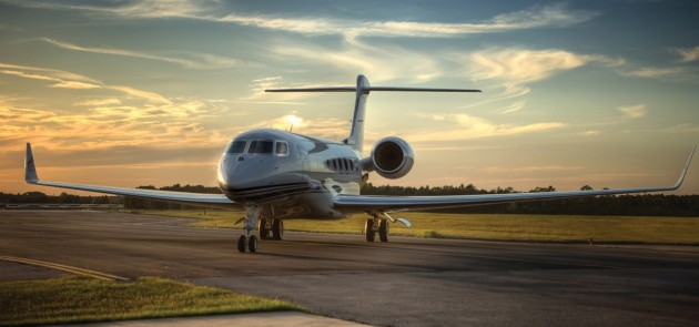 Gulfstream large new G650 aircraft helped it to generate $7.35 billion US of revenues