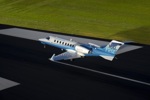 Bombardier Introduces its New Customer Response Team Aircraft