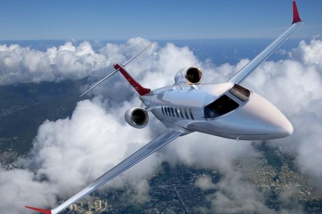 Bombardier to Debut Learjet 75