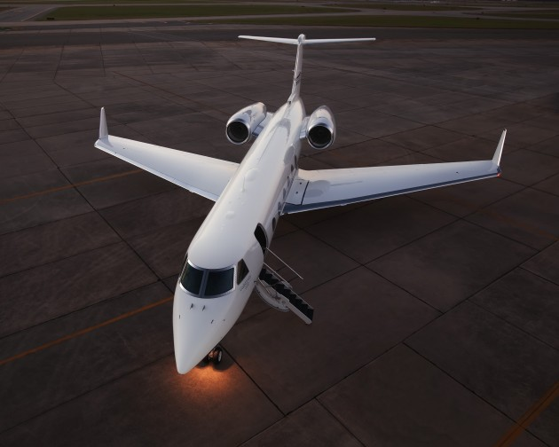 Gulfstream just delivered the 300th outfitted Gulfstream G450 to a customer