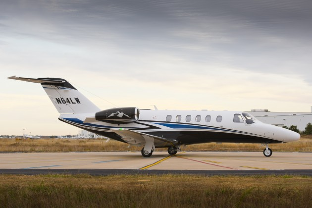 New Alpine Edition from Cessna offers avionics upgrades for Citation CJ2+