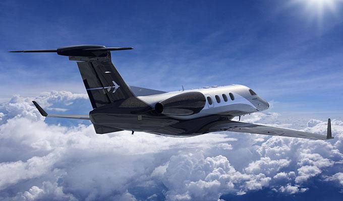 Phenom-300-Light-Business-Jet