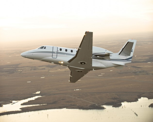 Citation XLS can be chartered fromJetOptions
