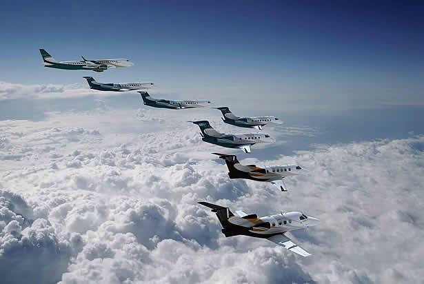 Embraer Delivers 34 Jets in First Quarter