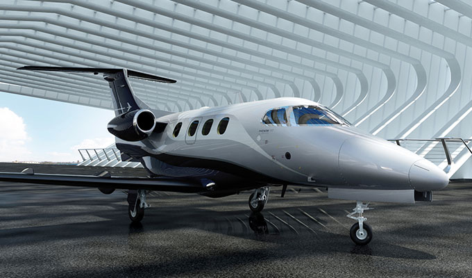 Embraer Executive Jets delivers their 300th Phenom 100