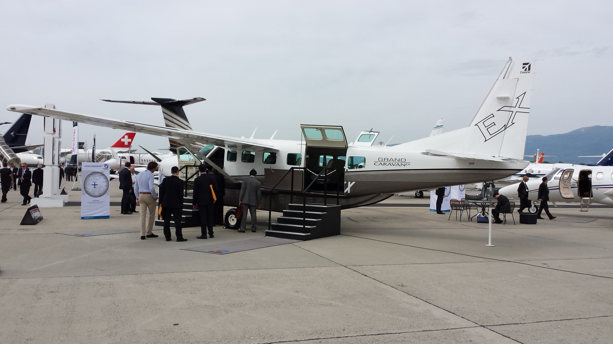 Cessna receives EASA certification for Grand Caravan EX